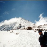 Śnieżna droga na Mont Blanc by twiga269 ॐ FreeTIBET