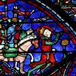 Charlemagne Window: