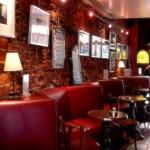 Cafe - bar - Paryż by noodlepie