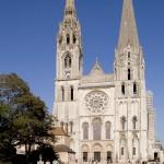 Chartres - katedra - Francja - by chogenbo