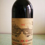 Chateau saint georges z 1988 roku by thierry llansades