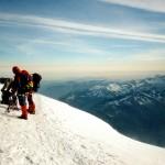 Coraz bliżej szczytu Mont Blanc by twiga269 ॐ FreeTIBET