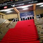 Czerwony dywan w Cannes by ChrisGoldNY