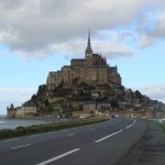 Droga do Mont Saint Michel