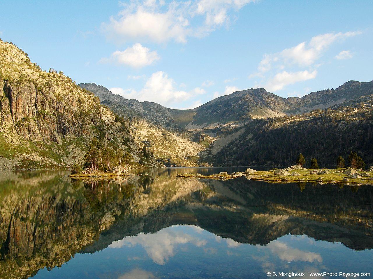 Francuska część Pirenejów by B.Monginoux  Landscape-Photo.net