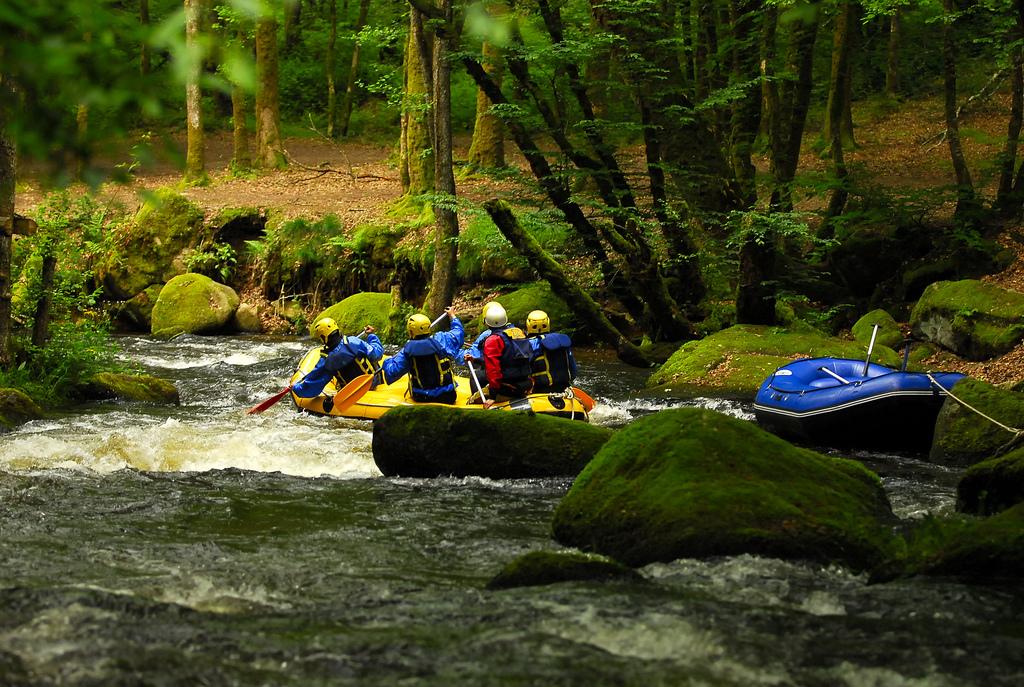 Francuski rafting by Cup'oCofi