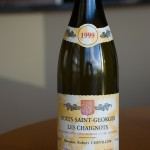 Francuskie wino Nuits-Saint-Georges by Jonathan Caves