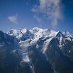 Góra Mont Blanc by DavidBaum