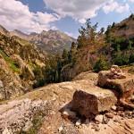 Górskie szlaki w Pirenejach by Fr Antunes