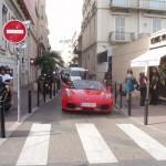 Gwiazdorskie Ferrari w Cannes by Charalampos Konstantinidis