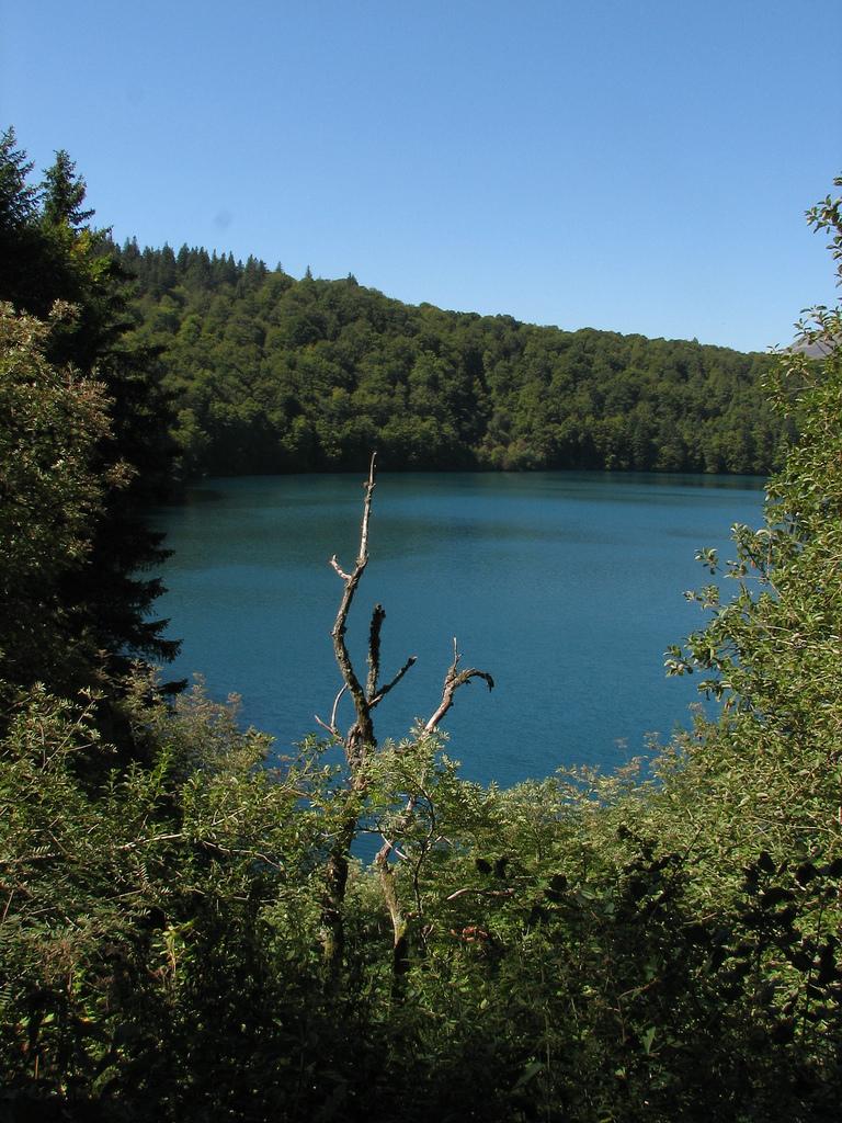 Jezioro Pavin - Francja - by Oncle Tom