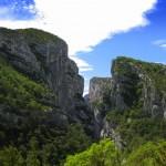 Kanion Verdon - Prowansja - Francja - by Cyklista Dalibor
