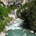 Kanion Verdon - Prowansja Francuska - by colinux