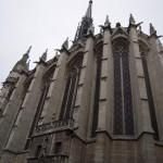 Kaplica Saint Chapelle - by marsupilami92