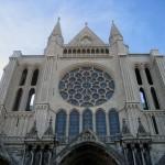 Katedra w Chartress by jacQuie.k