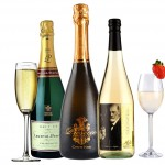 Kilka drogich francuskich szampanów by MD´s sandwiches & café