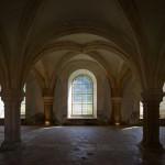 Klasztor Fontenay by Sylviane Moss