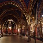 Kościół Saint Chapelle - Francja - by joriavlis