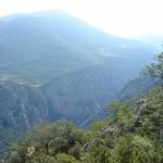 Krajobraz Kanionu Verdon - by stealthtractor