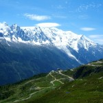 Les Bossons - Mont Blanc - by bugmonkey