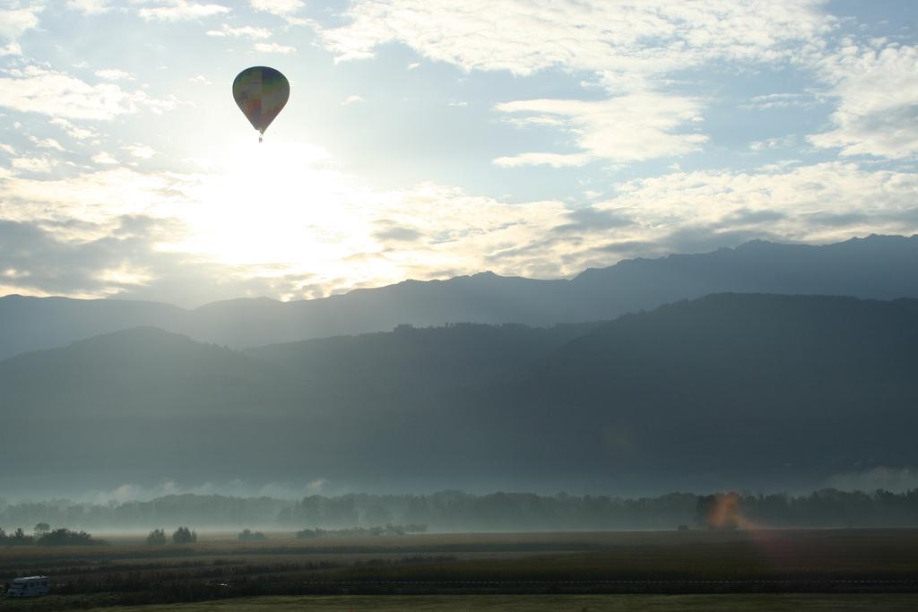 Lot balonem Saint Hilaire by greeddo
