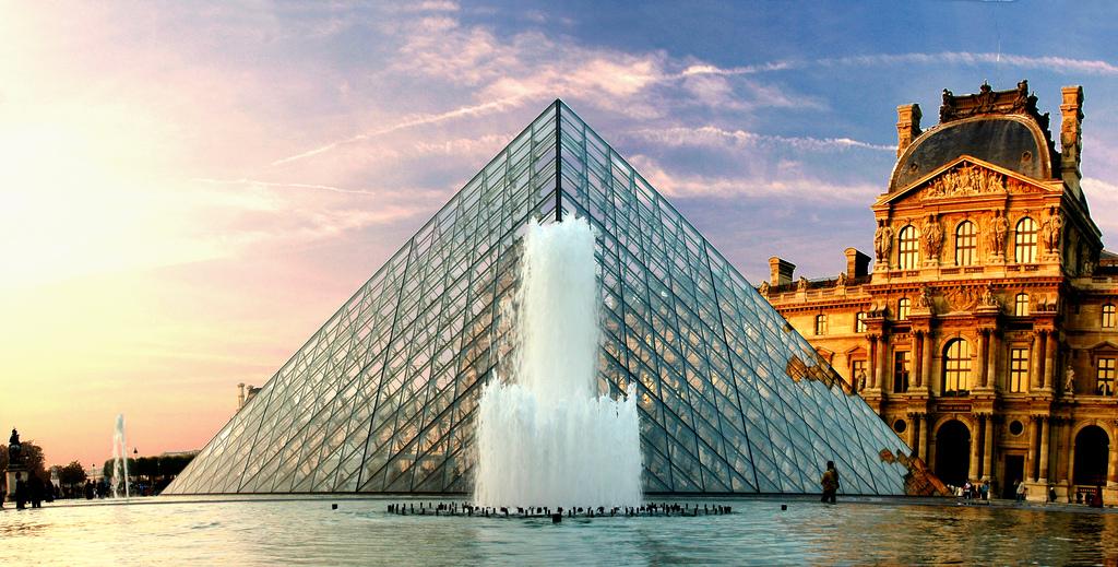 Luwr - Francja - Paryż - Muzeum - by Grufnik