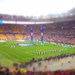 Mecz na stadionie Stade de France by Abeeeer