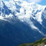 Mont Blanc - alpejski szczyt - by bugmonkey
