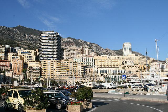 Monte Carlo na Lazurowym Wybrzeżu by .Giacomo