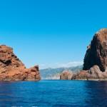 Morskie skały - Skandola - Korsyka- by PhotoSophil