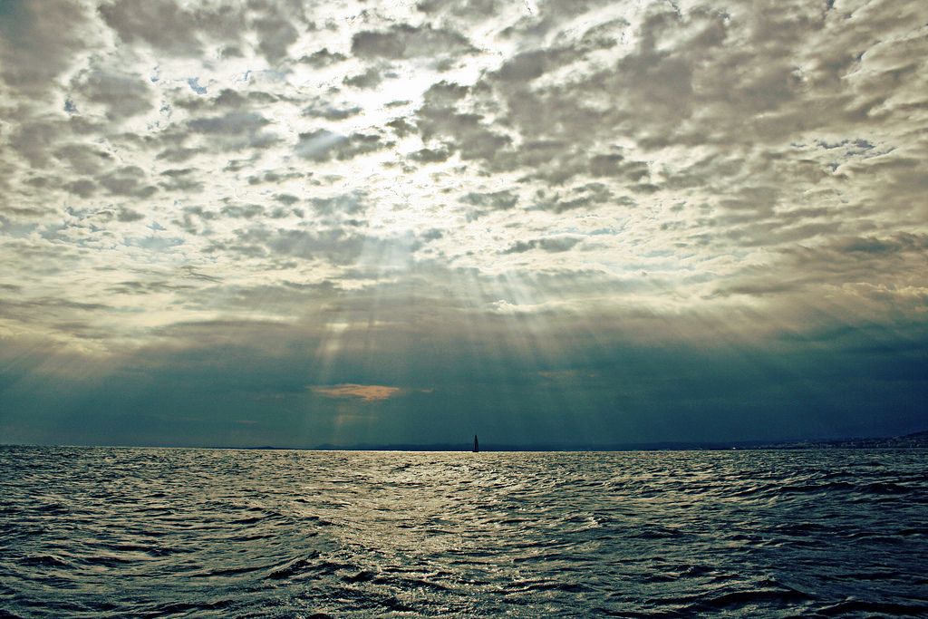 Morze Śródziemne - Południe Francji by edoardocosta