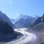 Morze Lodu - Mer de Glace - Alpy - Francja - by arnaud26