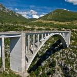 Most Oint de l'Artuby  by Tom Plesnik