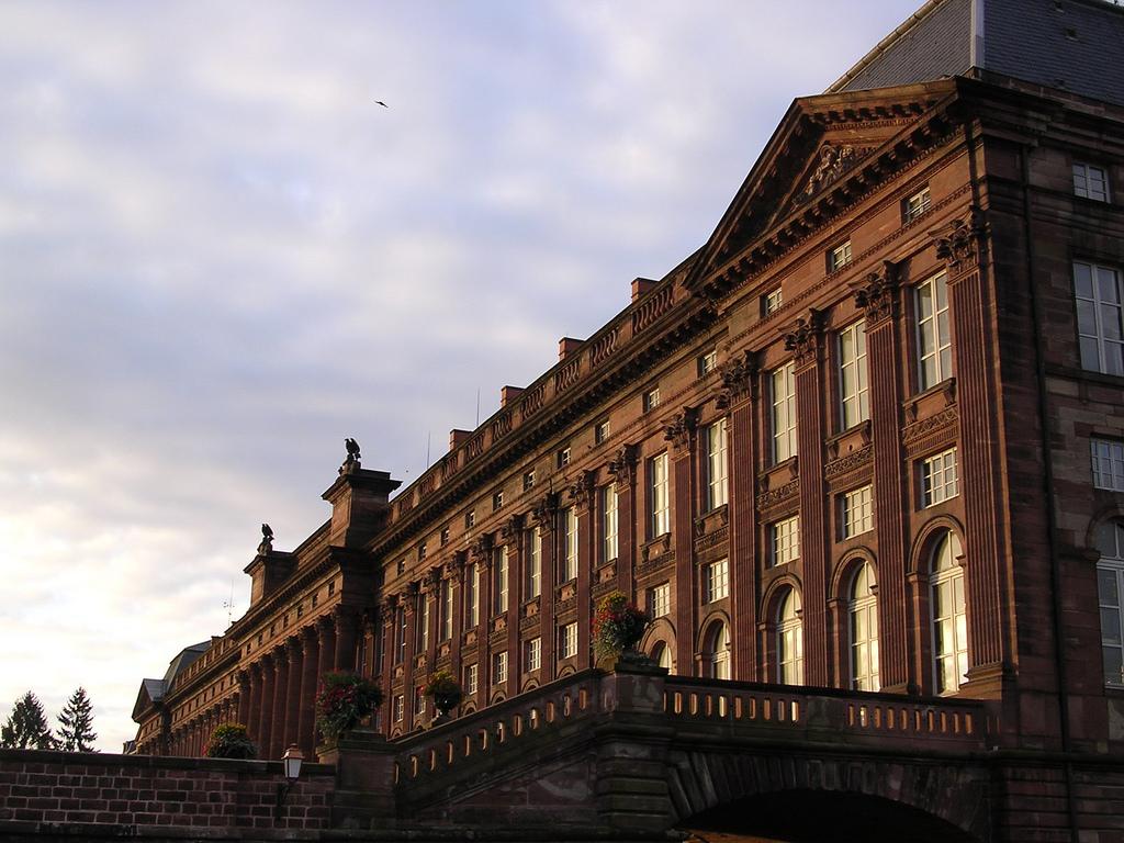 Muzeum Palais des Rohaby Strasburg Spiterman
