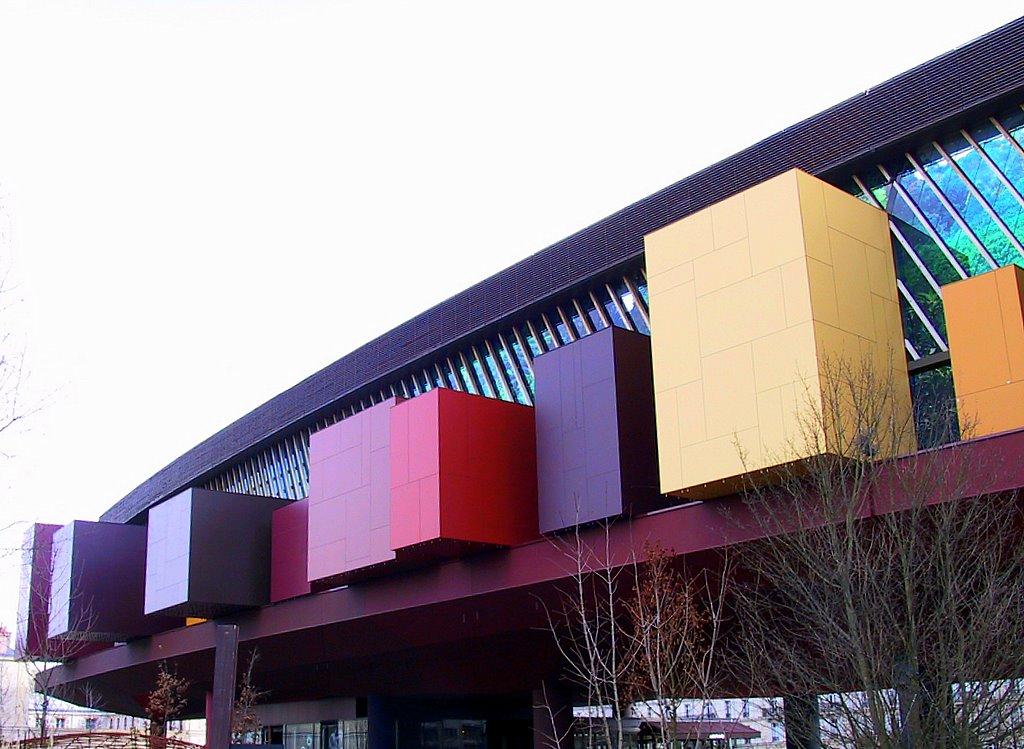 Musée du quai Branly, Paris, France; (c) 2007 Frans Harren