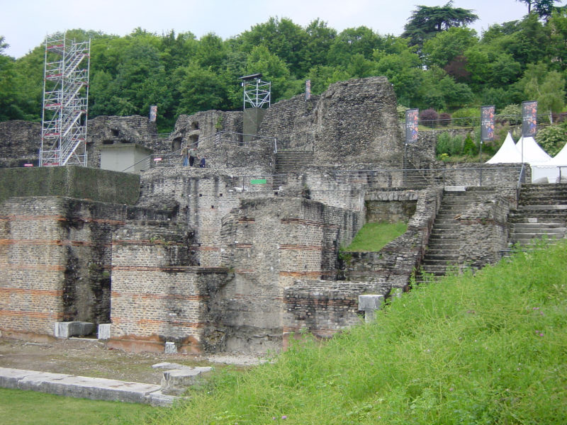 Muzeum cywilizacji romańskiej w Lyonie by jimg944