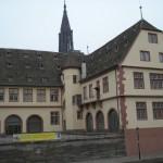 Muzeum historyczne w Strassburgu by Joel Abroad