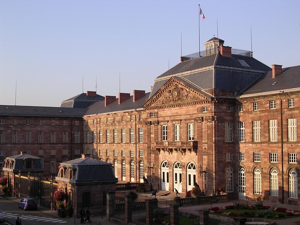 Muzeum w Strasburgu Palais des Roha by Spiterman