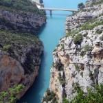Największy Francuski Kanion - Verdon w Prowansji  - by dissuaded