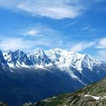 Najwyższy szczyt Europy - Mont Blanc - by bugmonkey