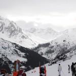 Narty w Alpach by M+MD