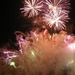 Noc z 14 na 15 lipca - fajerwerki - Paryż - Francja - święto - by ComputerHotline