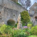Ogródek Mont Saint Michel by Steve Walesch