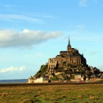 Opactwo Mont Saint Michel by kvsankar