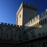 Pałac Papieży od środka - by Prem y Daura