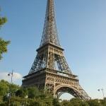 Piękne zdjęcie Wieży Eiffla - Paryż - Francja - by x-oph
