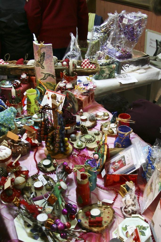 Produkty sprzedawane na jarmarkach świątecznych by Pictr 30D