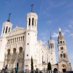 Przepiękna katedra we Francuskiem Lyonie by PAPPYDIABLO
