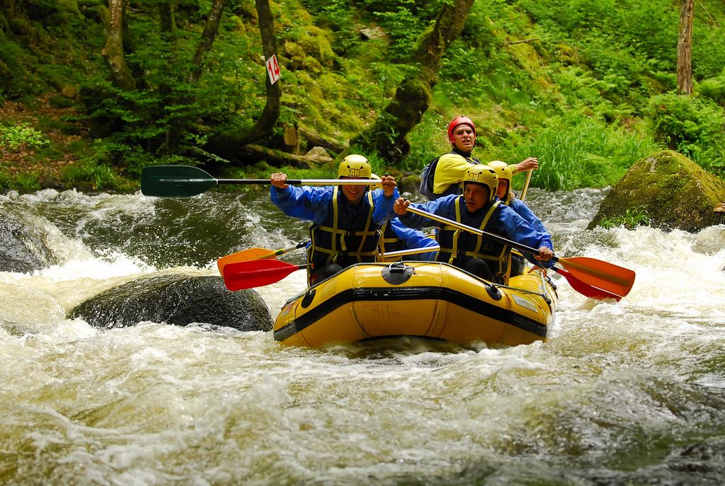 Rafting na rzece - Francja - by Cup'oCofi