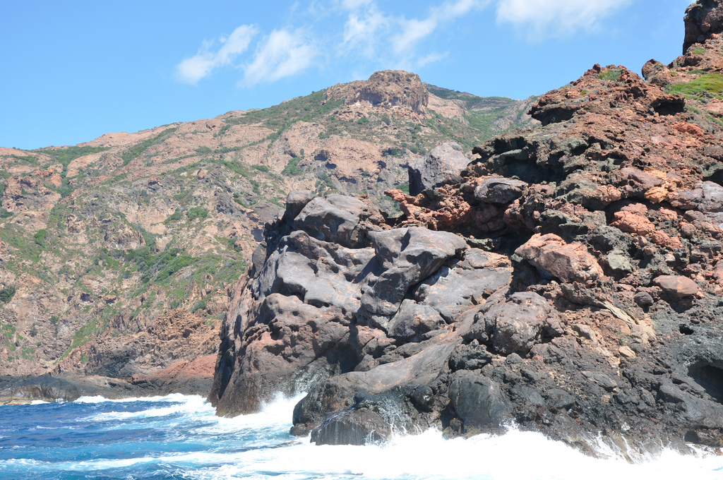 Rezerwat Scandola - Francja - Korsyka - by guerric